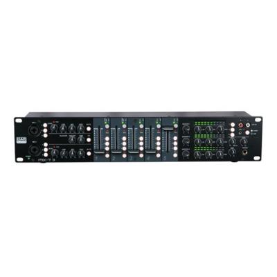 DAP-Audio IMIX-7.3 Install Mixer 2U