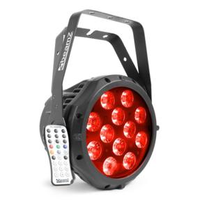 BeamZ Professional BWA412 Aluminium IP65 LED Par RGBAW-UV