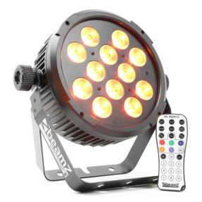BeamZ Professional BT300 LED Par RGBAW-UV
