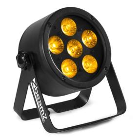BeamZ Professional BAC302 Aluminium LED Spot RGBAW-UV