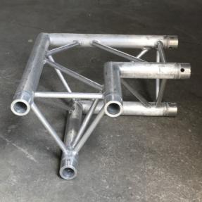 Tweedehands Prolyte X30D-C003 truss driehoek 2-weg 90 graden hoek (Compatible)