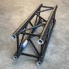 B-stock Eurotruss FD34 truss vierkant 100 cm zwart