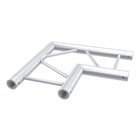 Milos HU21 truss ladder 90 graden 2-weg hoek horizontaal