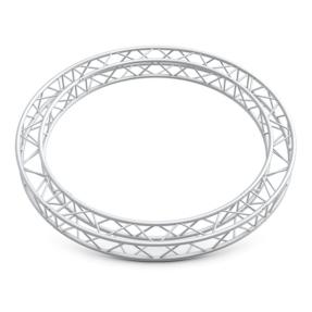 Milos B truss vierkant cirkel diameter 200 cm