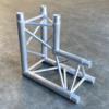 Tweedehands PRO-truss PRO 33 C250 truss driehoek 90 graden 2-weg hoek apex in