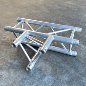 Tweedehands PRO-truss PRO 33 C360 truss driehoek 3-weg t-stuk horizontaal 50x50 cm