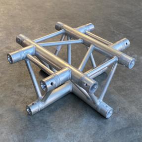 Tweedehands PRO-truss PRO 33 C410 truss driehoek 4-weg kruis 50x50 cm