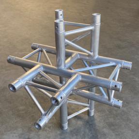 Tweedehands PRO-truss PRO 33 C510 truss driehoek 5-weg t-stuk