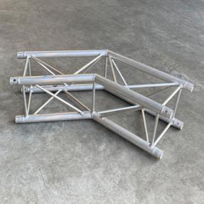 Tweedehands Prolyte E20V-C005 truss vierkant 2-weg 135 graden hoek