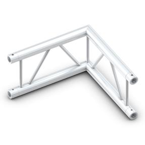 Milos VU21 truss ladder 90 graden 2-weg hoek verticaal