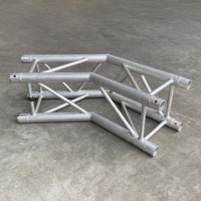 Tweedehands Eurotruss FD34-L135 truss vierkant 2-weg 135 graden