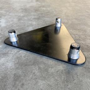 Tweedehands Global Truss F33 driehoek truss vloerplaat zwart