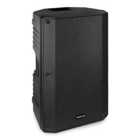 VONYX VSA 15BT - Actieve draagbare speaker met dubbele versterker - 15 inch 1000W
