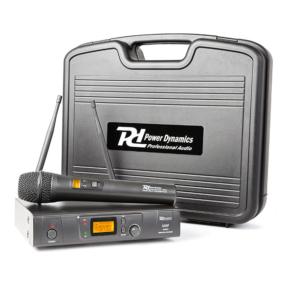 Power Dynamics PD781 UHF Draadloos Microfoon systeem