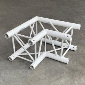 Tweedehands HOF 290-4 truss C35 vierkant 3-weg t-stuk wit