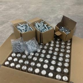 Prolyte CCS6 30/40 conische koppeling set 100 stuks