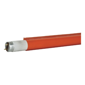Showtec C-Tube 008 TL-filter - donker zalmkleurig