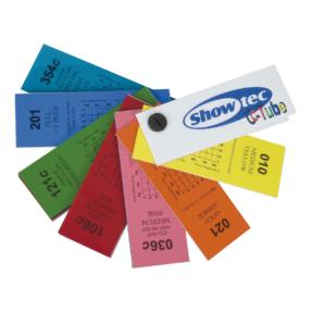 Showtec C-Tube TL-kleurenfilter waaier