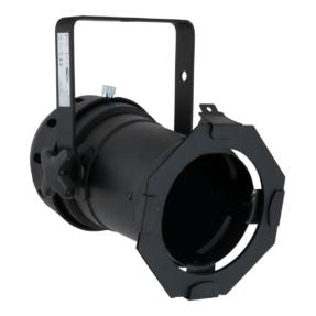 Par 46 Can zwart incl E27 socket& Siliconcable with Plug
