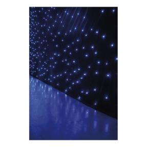 Showtec Star Dream witte LED - 4x6m met controller