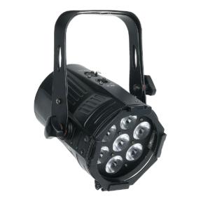 Showtec Medium Studio Beam Tour Q4 7x 5W RGBW LED - zwart