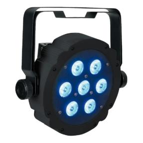 Showtec Compact Par 7 Q4 zwart