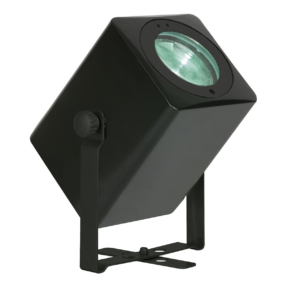 Showtec Eventspot 60 Q7 RGBWA-UV - zwart