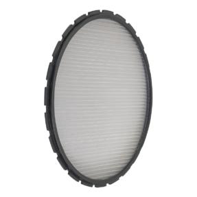 Showtec 30° x 60° diffusor voor Solar F L-550