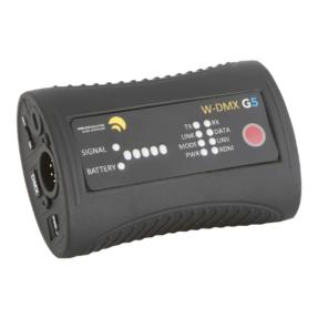 Showtec W-DMX? MicroBox F-1 G5 Transceiver