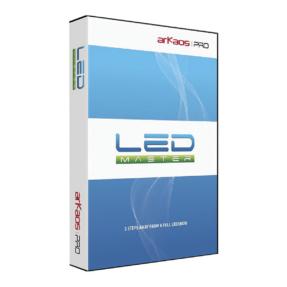 Arkaos LED Master Reservelicentie