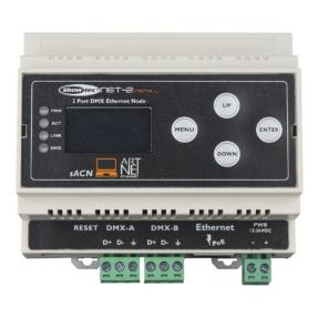 NET-2 Install Din-rail