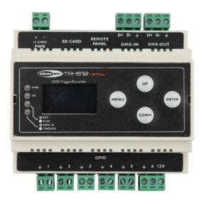 TR-512 Install Din-rail