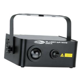 Showtec Bluestar MKII DMX laser