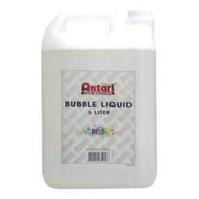 Antari BL-5 Bubble Liquid - bellenblaasvloeistof 5L
