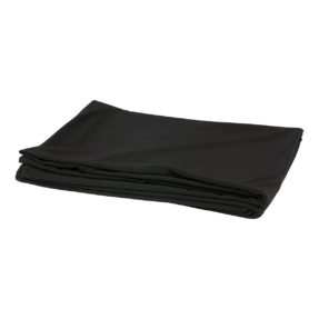 Spandex truss sleeve 150cm zwart