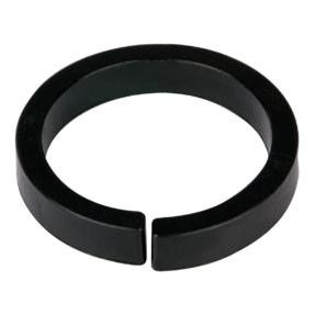 Showtec Truss protectionring Zwart voor buis 48-52 mm
