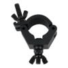 Showtec 32mm Half Coupler WLL 100kg zwart