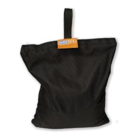 WENTEX® Eurotrack - Ballast Bag - 5 kg zwart