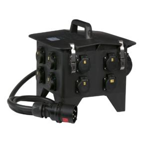 PCE MPD-832 krachtstroomverdeler CEE 32A