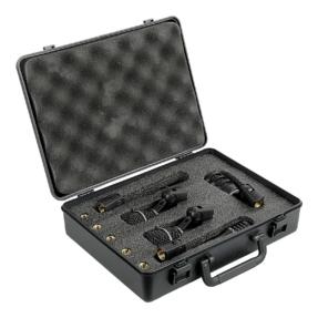 DAP DK-5 Microfoonkit voor instrumenten