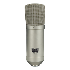DAP CM-67 FET-condensatormicrofoon voor studiogebruik