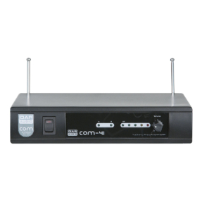 DAP COM-41 Draadloos UHF beltpack microfoon systeem