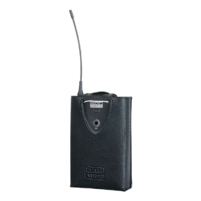 DAP EB-16B Draadloze PLL beltpack zender 614 - 638 MHz