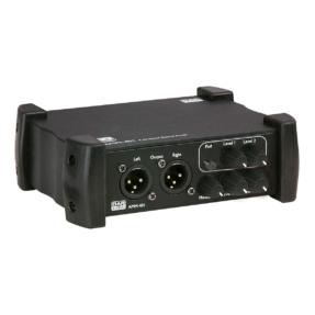 DAP AMM-401 Actieve mixer 4-kanalen
