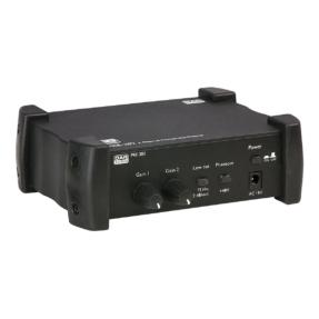 DAP PRE-202 Microfoon voorversterker 2-kanalen