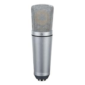 DAP URM-1 USB condensatormicrofoon voor studiogebruik