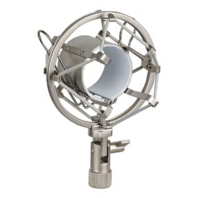 DAP Microphone holder 44-48 mm grijze anti-schok-montage