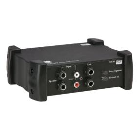 DAP SDI-202 Actieve stereo DI-box