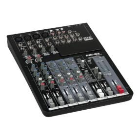DAP GIG-83CFX Mixer 8 kanalen met dynamiek en DSP