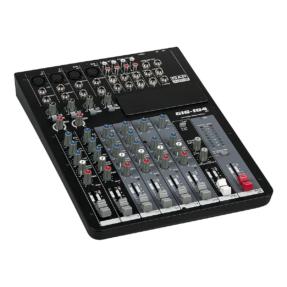 DAP GIG-104C Mixer 10 kanalen met dynamiek